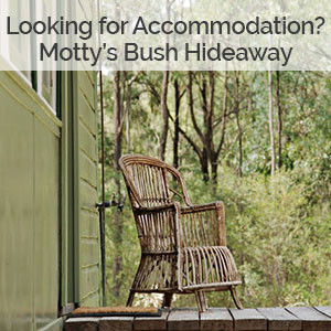 Mottys Bush Hideaway, Bula, Hunter Valley Self-Contained Accommodation